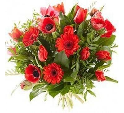 Valentijn boeket